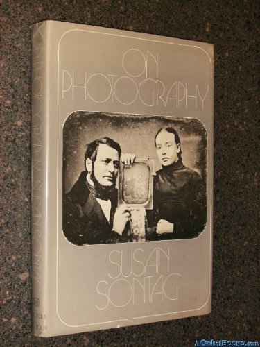 on photography by susan sontag first edition abebooks on photography susan sontag