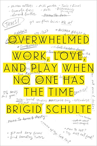 9780374228446: Overwhelmed: Work, Love, and Play When No One Has the Time