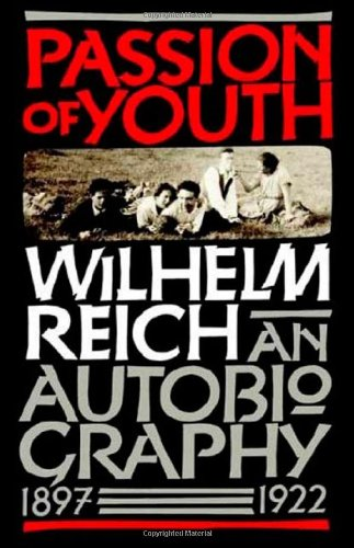 9780374229955: Passion of Youth: An Autobiography, 1897-1922