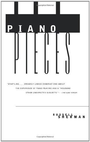 9780374232061: Piano Pieces