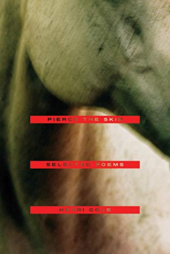 9780374232832: Pierce the Skin: Selected Poems, 1982-2007