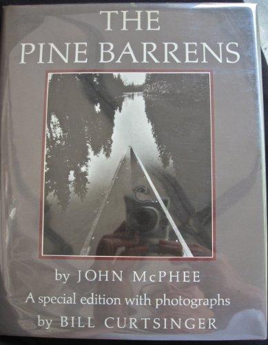 The Pine Barrens: McPhee, John A.