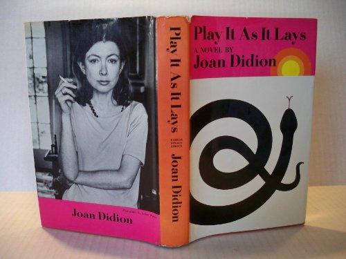 9780374234447: Play It As It Lays: A Novel