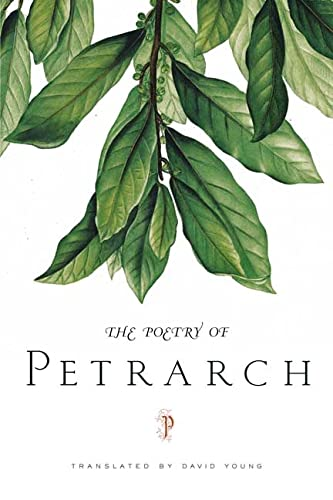 9780374235321: The Poetry of Petrarch