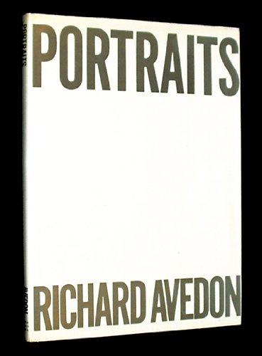 Richard Avedon: Portraits: Avedon, Richard; Rosenberg,