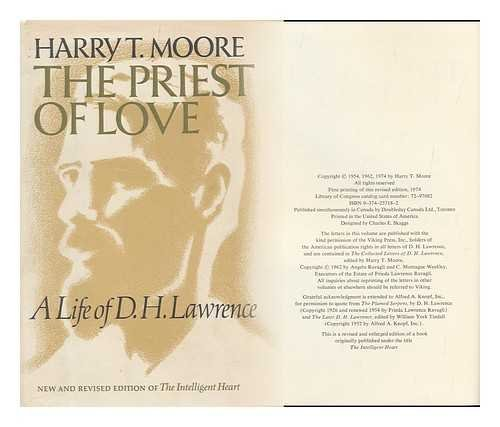 The Priest of Love: A Life of D.H. Lawrence: Moore, Harry Thornton