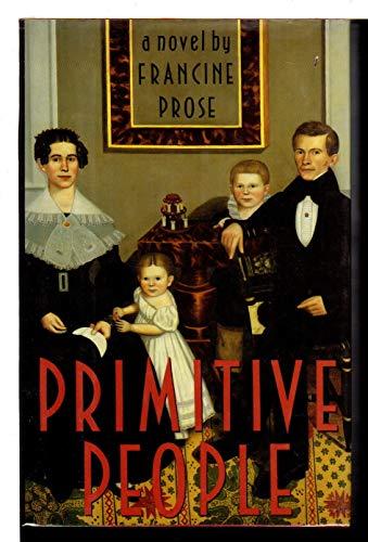 9780374237226: Primitive People