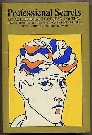 9780374237523: Professional Secrets: An Autobiography of Jean Cocteau