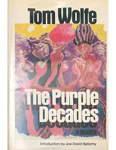 9780374239275: The Purple Decades: A Reader