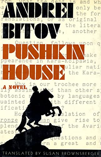 9780374239343: Pushkin House