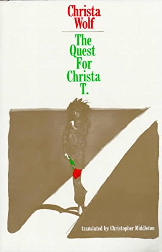 9780374239886: The quest for Christa T