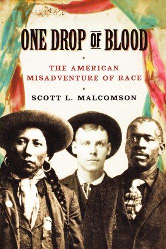 One Drop of Blood: The American Misadventure of Race: Malcomson, Scott L.