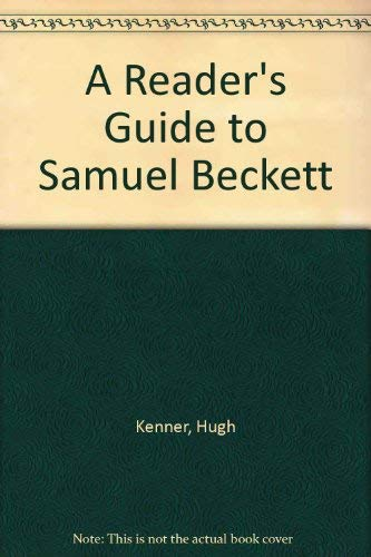 9780374240950: A Reader's Guide to Samuel Beckett