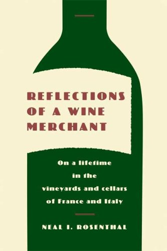 9780374248567: Reflections of a Wine Merchant
