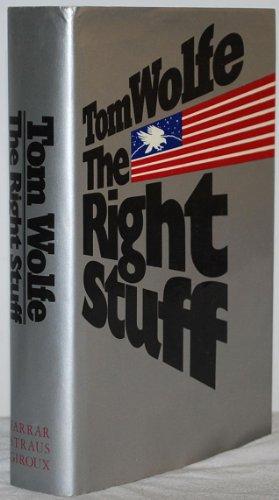9780374250324: The Right Stuff