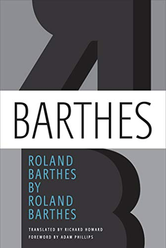 9780374251468: Roland Barthes by Roland Barthes