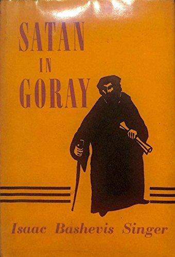 9780374254049: Satan in Goray