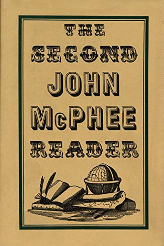 The Second John McPhee Reader (SIGNED)