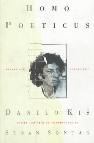 9780374257910: Homo Poeticus: Essays and Interviews