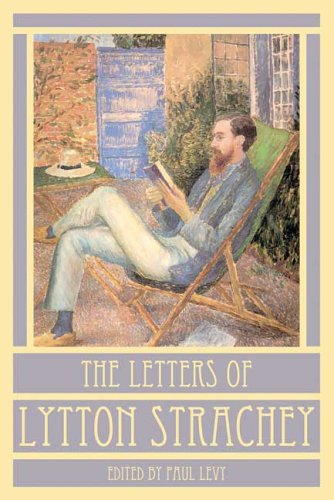 9780374258542: The Letters of Lytton Strachey