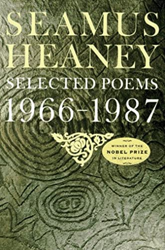 9780374258689: Selected Poems 1966-1987