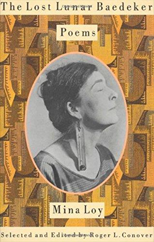 9780374258726: The Lost Lunar Baedeker: Poems of Mina Loy