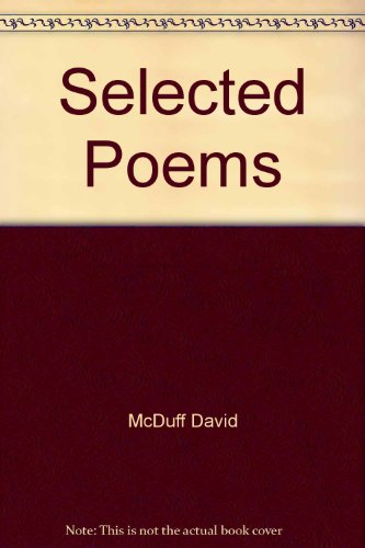 9780374258740: Selected poems