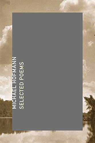 9780374258825: Selected Poems
