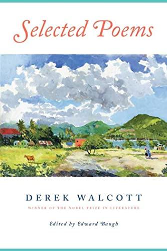 Selected Poems.: WALCOTT, Derek.