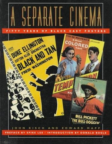 9780374261016: A Separate Cinema: Fifty Years of Black-Cast Posters