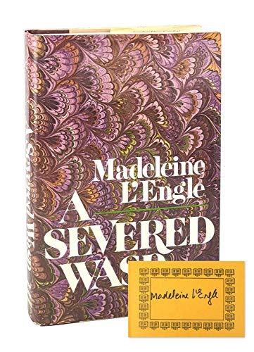 A Severed Wasp: A Novel: Madeleine L'Engle