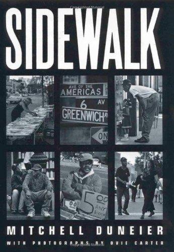 9780374263553: Sidewalk