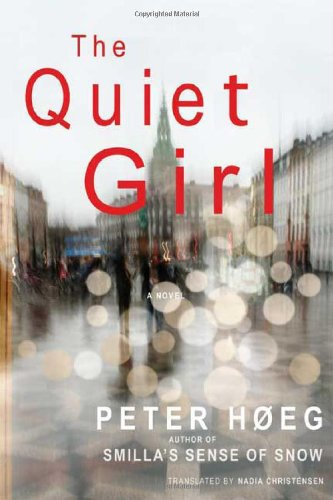 9780374263690: The Quiet Girl: A Novel