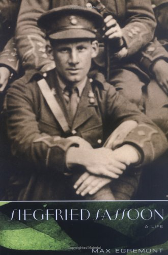 Siegfried Sassoon: A Life