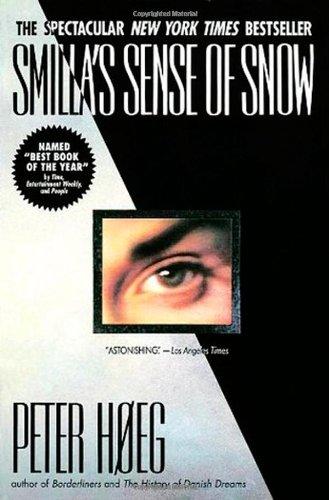 9780374266448: Smilla's Sense of Snow