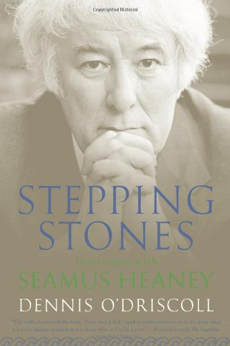 9780374269838: Stepping Stones: Interviews With Seamus Heaney