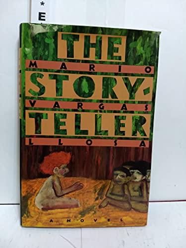 9780374270858: The Storyteller