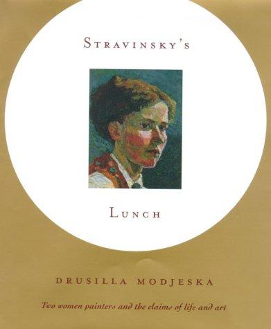 9780374270896: Stravinsky's Lunch
