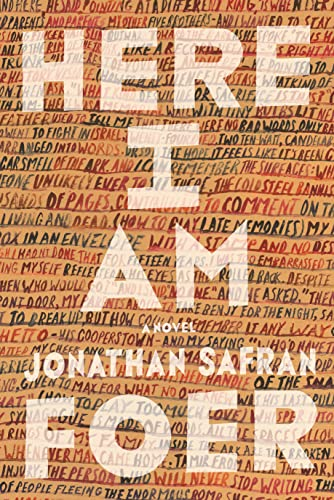 Here I Am: A Novel: Jonathan Safran Foer
