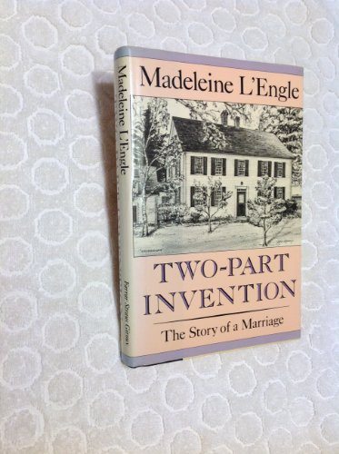 9780374280208: Two-Part Invention: The Story of a Marriage