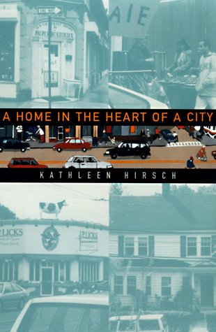 9780374280796: A Home in the Heart of a City: A Woman's Search for Community