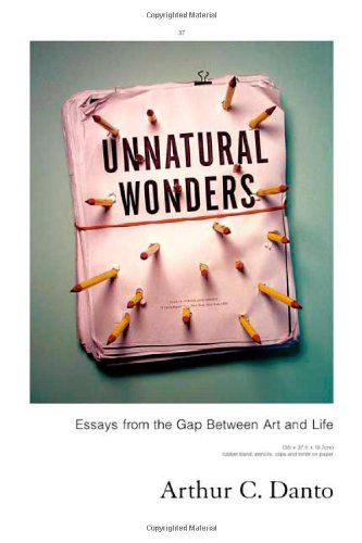 9780374281182: Unnatural Wonders: Essays from the Gap Between Art and Life