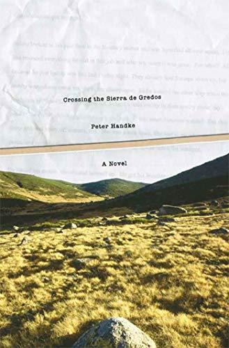 9780374281540: Crossing the Sierra de Gredos: A Novel