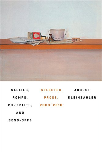 9780374282097: Sallies, Romps, Portraits, and Send-Offs: Selected Prose, 2000-2016