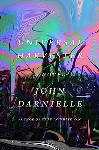 9780374282103: Universal Harvester