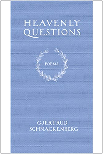 9780374283070: Heavenly Questions: Poems