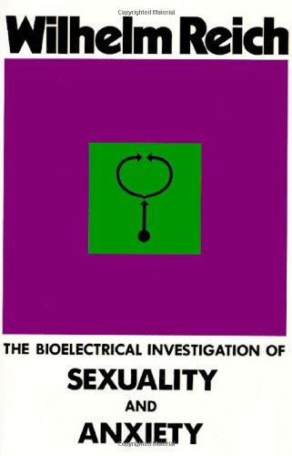 9780374288433: The Bioelectrical Investigation of Sexuality and Anxiety