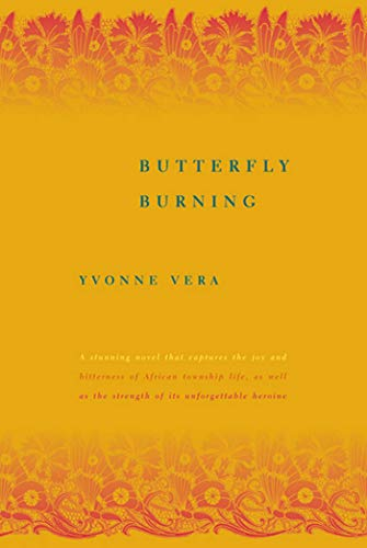 9780374291860: Butterfly Burning: A Novel
