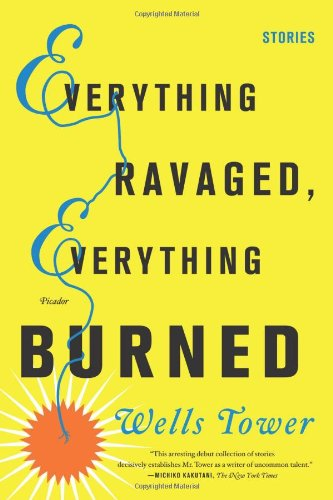 9780374292195: Everything Ravaged, Everything Burned: Stories