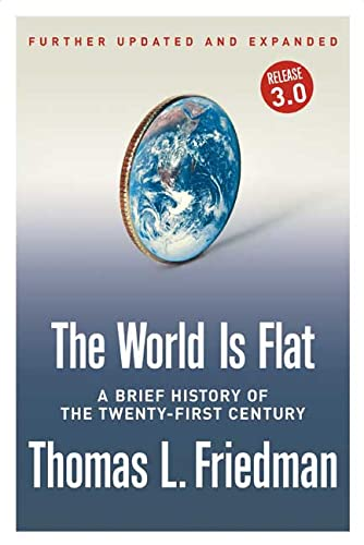9780374292782: The World Is Flat [Further Updated and Expanded; Release 3.0]: A Brief History of the Twenty-first Century
